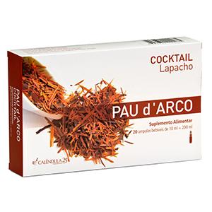PAU D'ARCO LAPACHO Ampolas - Calendula