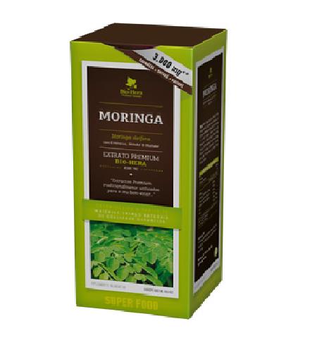 Moringa Xarope - Bio Hera