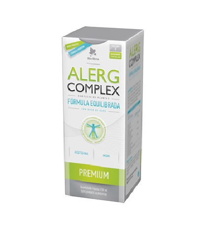 ALERG COMPLEX Xarope -Bio-Hera