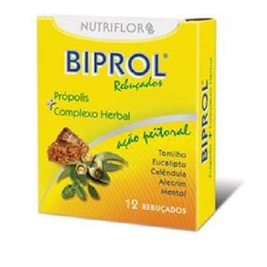BIPROL - REBUÇADOS - Nutriflor