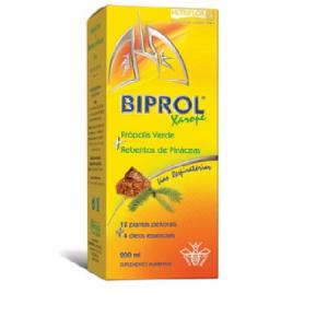 Biprol - Xarope com rebentos de pináceas - Nutriflor
