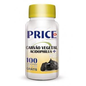 CARVÃO VEGETAL + ACIDOPHILUS Comprimidos - Fharmonat