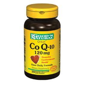 Co Q-10 - cápsulas - Good'N Natural