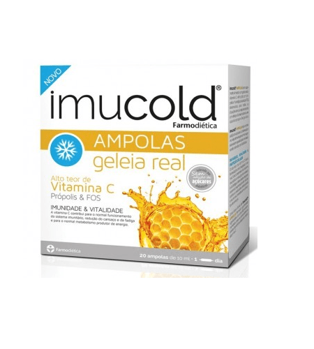 IMUCOLD GELEIA REAL Ampolas – Farmodiética