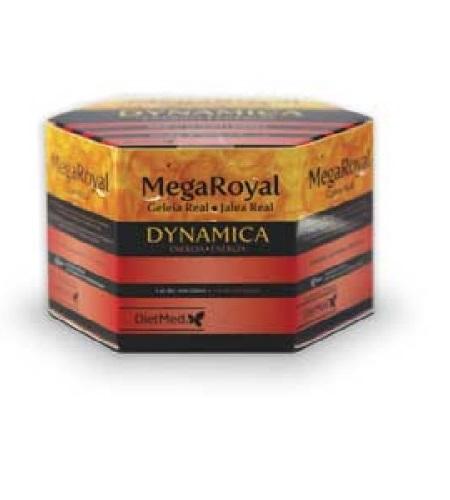 MEGA ROYAL Dynamica Ampolas - DietMed