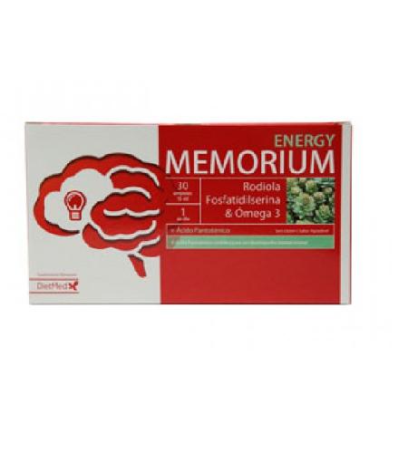 MEMORIUM® ENERGY AMPOLAS – DietMed