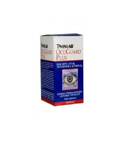 Ocuguard Plus Cápsulas - TWINLAB