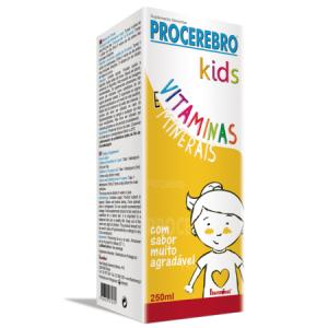 PROCEREBRO KIDS Xarope 250ml - Fharmonat