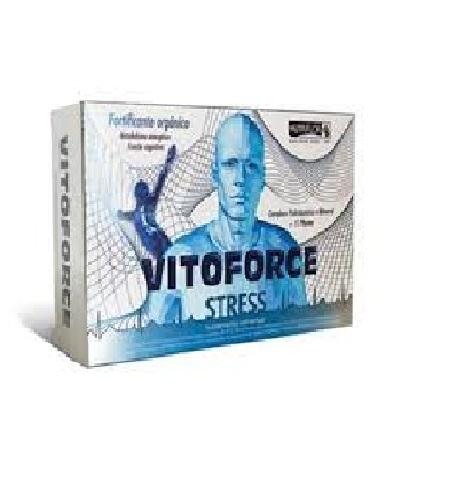Vitoforce Ampolas - Nutriflor