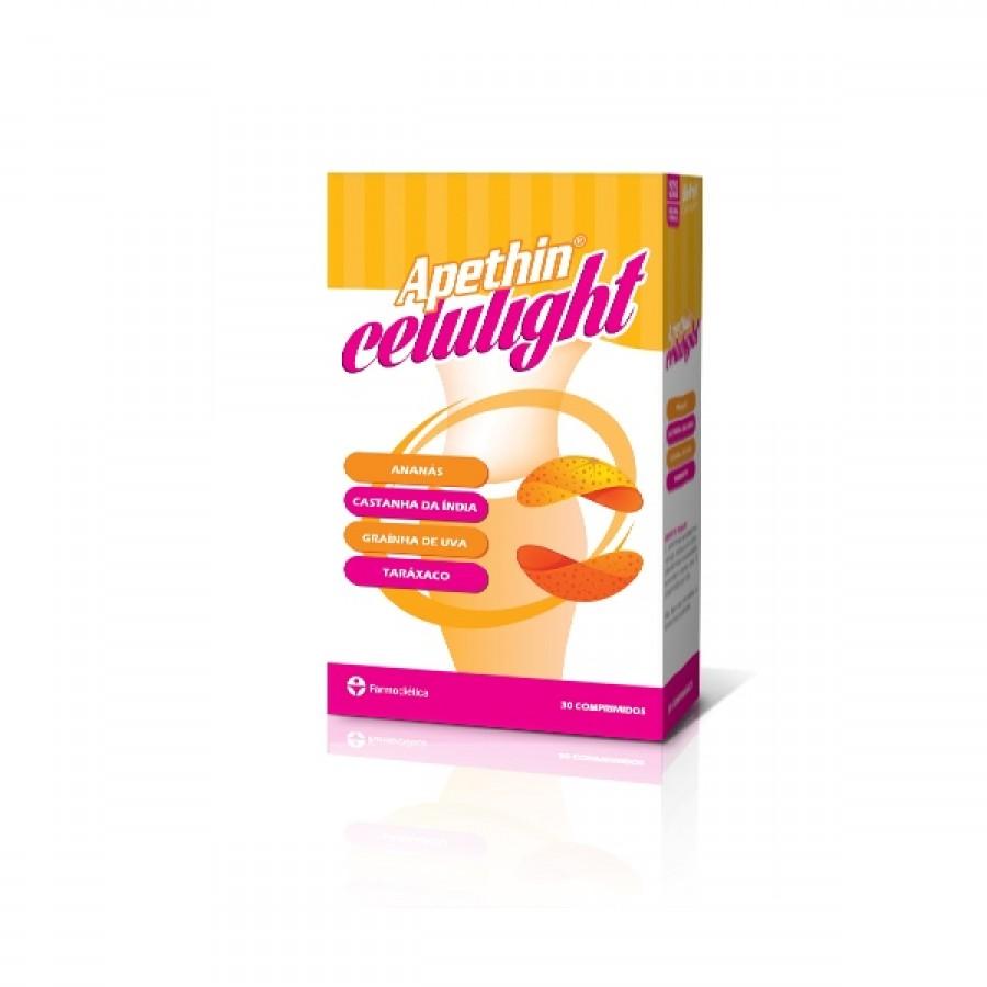 APETHIN CELULIGHT 30 Comprimidos – Farmodietica