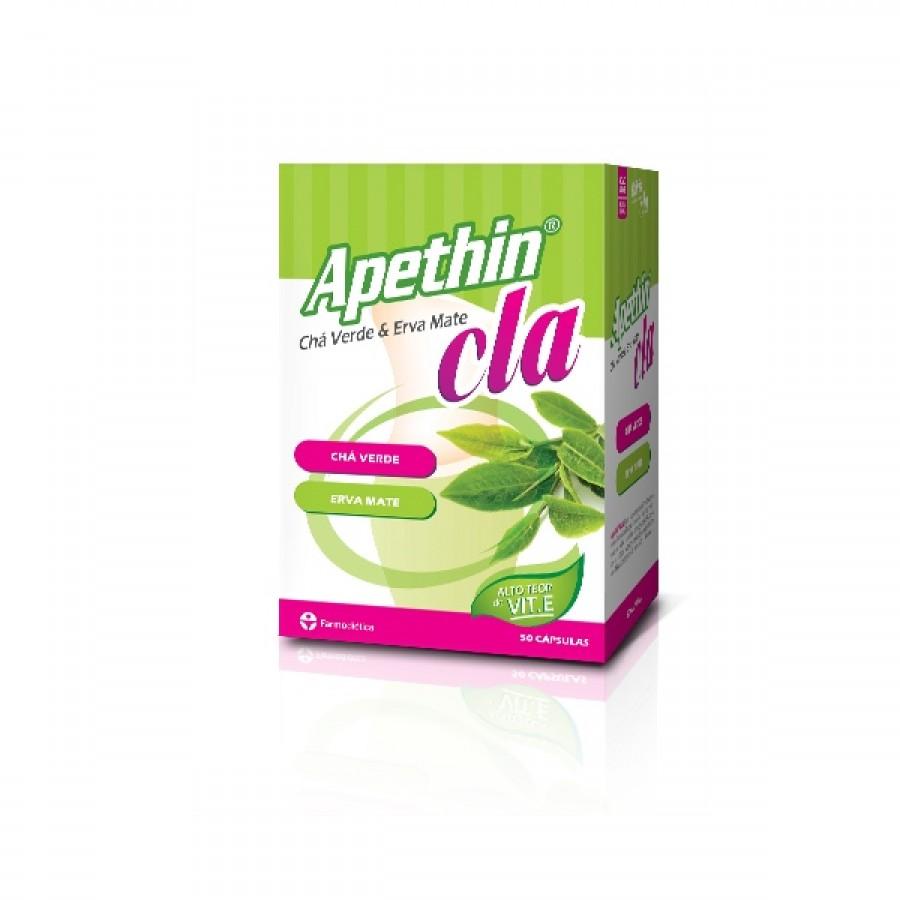 APETHIN CLA Cápsulas – Farmodietica