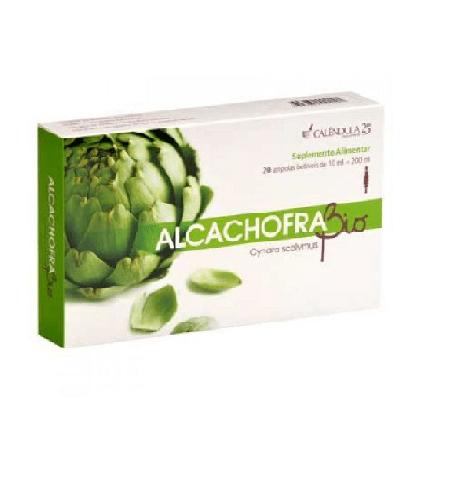 ALCACHOFRA Bio Ampolas - Calendula