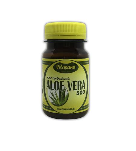 Aloe Vera comprimidos - Soldiet