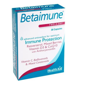 Betaimune Cápsulas - Health Aid