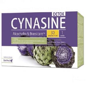 CYNASINE DETOX 30 Ampolas - Dietmed