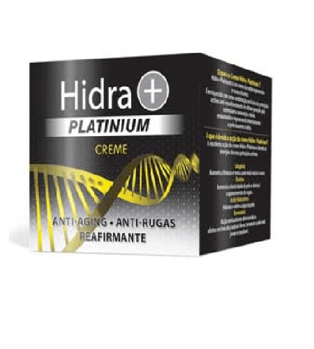 Hidra + Platinium Creme - CHI