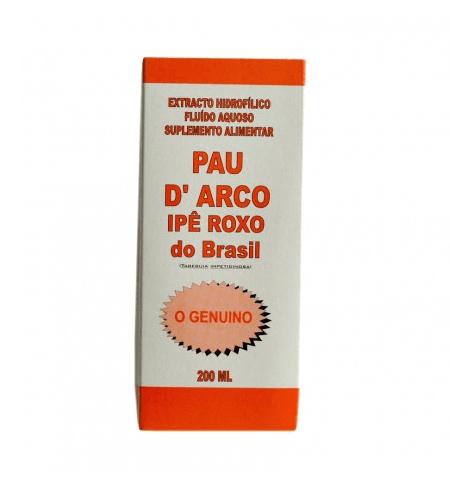 PAU D'ARCO IPÊ ROXO DO BRASIL 200ml – Segredo da Planta