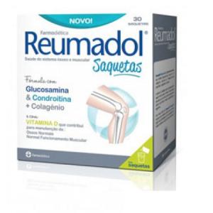 REUMADOL SAQUETAS - FARMODIETICA