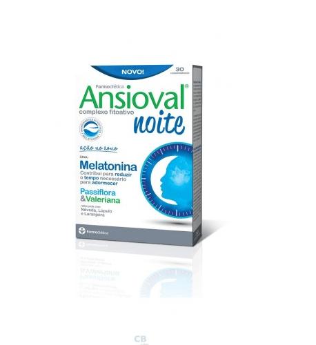 Ansioval Noite - Farmodietica