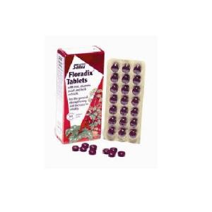 Floradix tablets - Salus