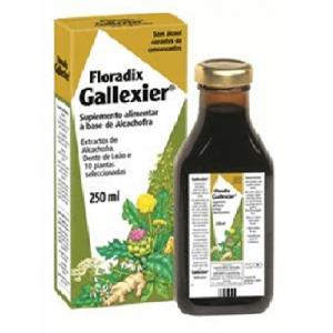 Gallexier xarope - Salus