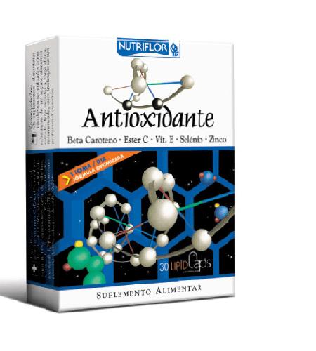 Antioxidante Cápsulas - Nutriflor