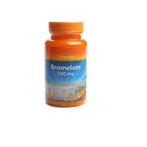 Bromelain Capsulas - Thompson