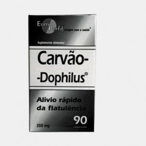 Carvão- Dophilus Comprimidos - Euro Perfil