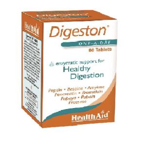 Digeston 60 Capsulas - Health Aid