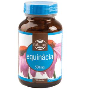 Equinacia 500mg 90 Cápsulas - Naturmil