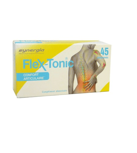 Flex-Tonic Comprimidos - Synergia