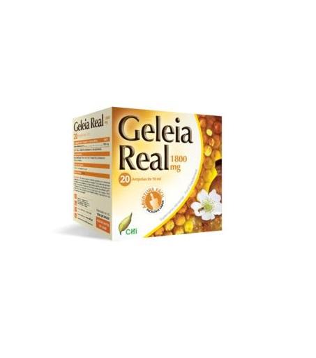 Geleia Real 20 + 10 (Oferta) Ampolas - CHI