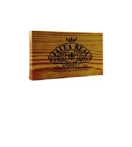 Geleia Real 10 ampolas - Panfarma