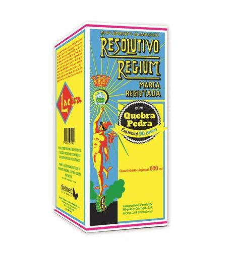RESOLUTIVO REGIUM 600ml - Dietmed
