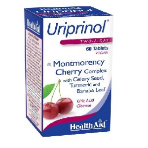 Uriprinol Comprimidos - Health Aid