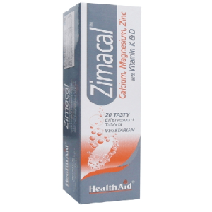 Zimacal Comprimidos efervescentes - HeathAid