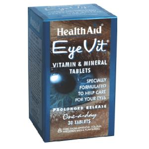 Eye Vit Vitaminas e minerais - Health Aid