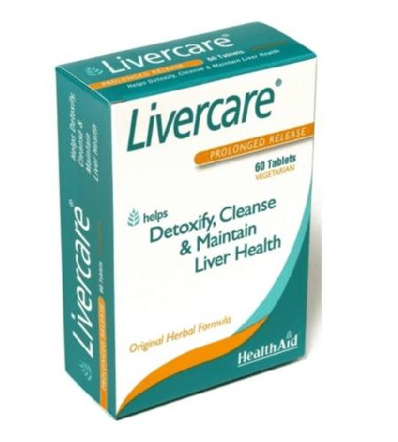 LIVERCARE Comprimidos – Health Aid