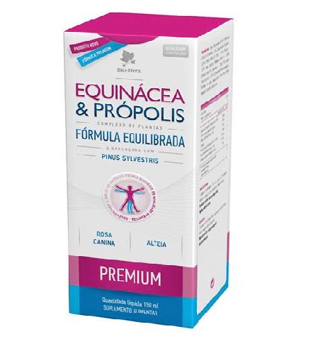 EQUINACEA & PEOPOLIS Xarope 150ml - Bio-Hera