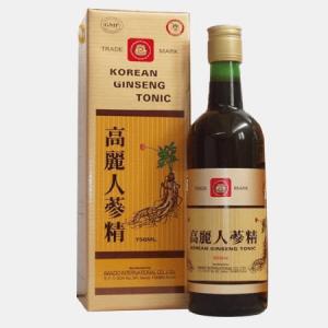 Korean Gingeng Tonic Xarope - J L Ferreira