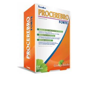 PROCEREBRO FORTE Cápsulas - Fharmonat
