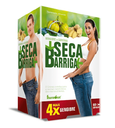 SECA BARRIGA Cápsulas - Fharmonat