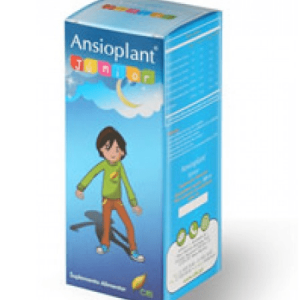 ANSIOPLANTE JUNIOR XAROPE 200ml - CHI