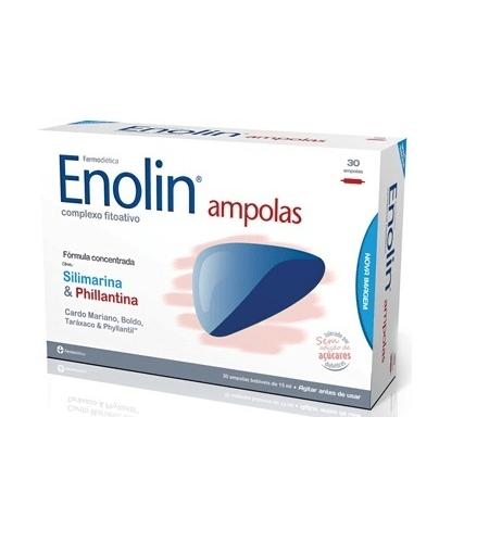 ENOLIM Ampolas - Farmodietica