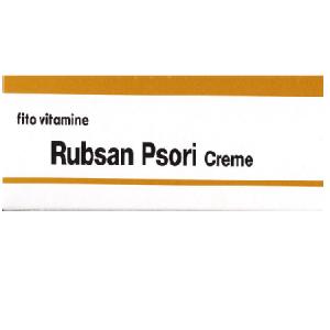 Rubsan Psori Creme - Panfarma
