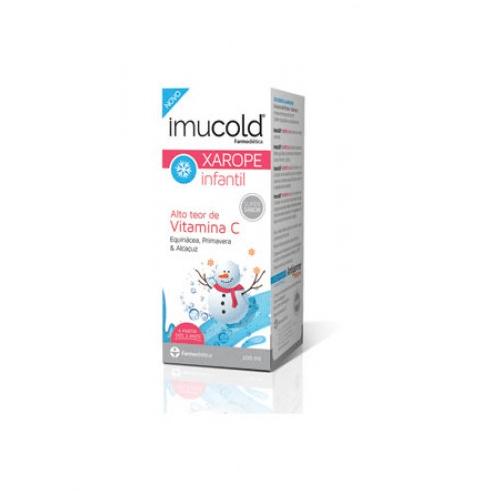 IMUCOLD XAROPE INFANTIL 100ml – Farmodietica