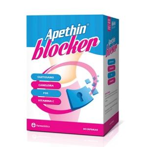 APETHIN BLOCKER 60 Cápsulas - Farmodietica