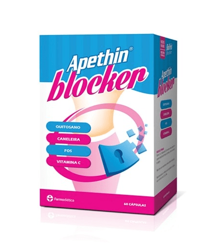 APETHIN BLOCKER 60 Cápsulas - Farmodietica