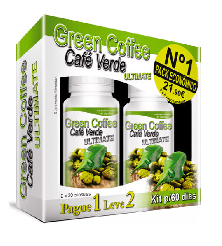 CAFÉ VERDE ULTIMATE PAGUE 1 LEVE 2