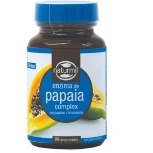 ENZIMAS DE PAPAIA COMPLEX 90 Comprimidos